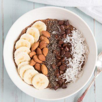Chocolate Coconut Macaroon Oats