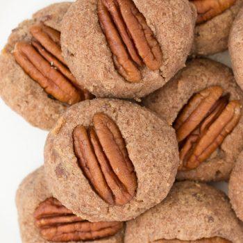 Gluten Free Pecan Cookies