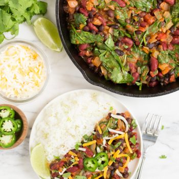 Salsa Beans and Rice