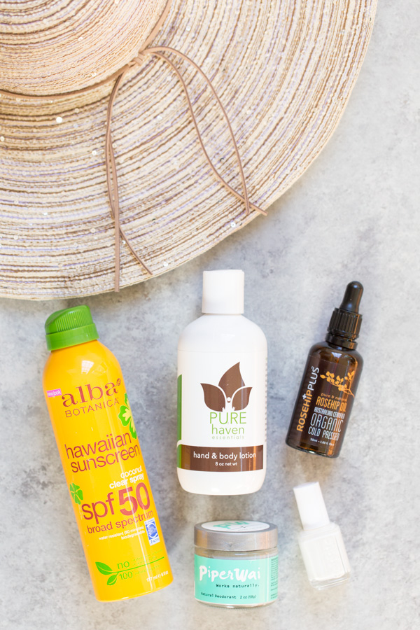 Summer Skin Essentials - The products I'm loving for the summer season! | www.heartandstove.com