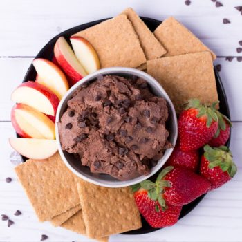 Chocolate Brownie Hummus